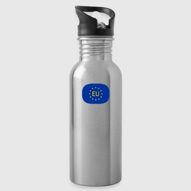VJocys European Union EU - Water Bottle