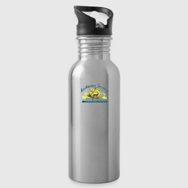land_of_the_brave - Water Bottle