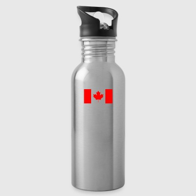 Canadian Flag - Water Bottle