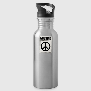 The missing peace - Water Bottle