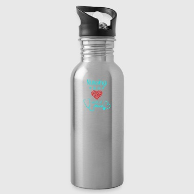 Nursing heart - Water Bottle
