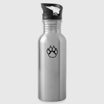 paw print - Water Bottle