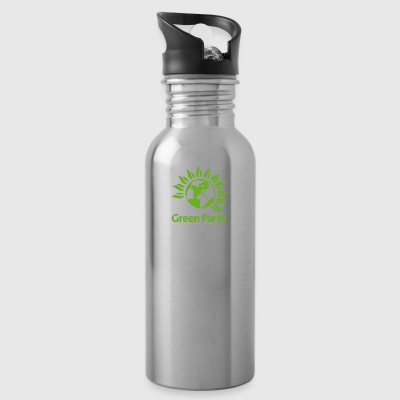 Green Party - Water Bottle