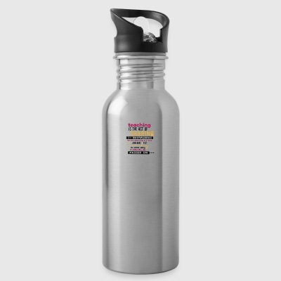 teacher 2 - Water Bottle