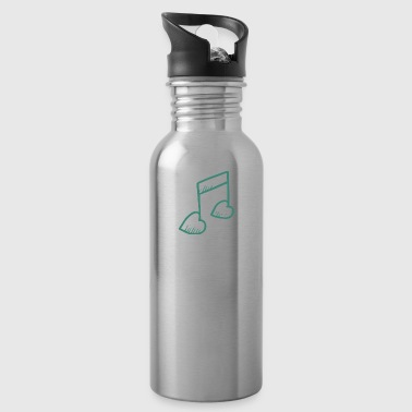 Music - Water Bottle