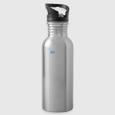 WP Learning Lab Logo - Water Bottle