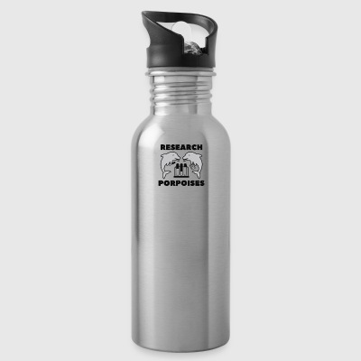 Research Porpoises - Water Bottle