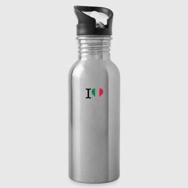 I Love Italy - Water Bottle