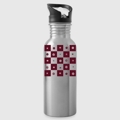 pattern - Water Bottle