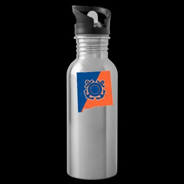 New Mexico Coast Guard Wife Coast Guard Merchandise - Water Bottle
