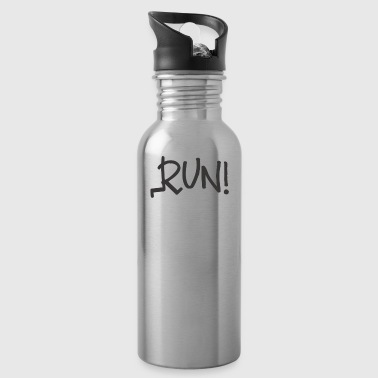 RUN - Water Bottle