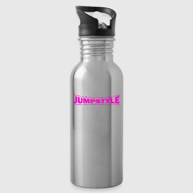 LOVE TECHNO GESCHENK goa pbm JUMPSTYLE bpm - Water Bottle