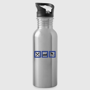 ski - Water Bottle