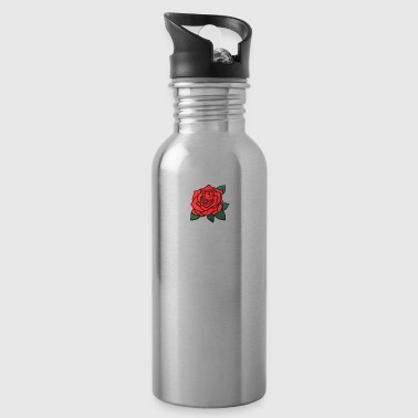 Red Rose Listing Photo 2048x 2x - Water Bottle