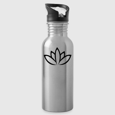 lotus - Water Bottle