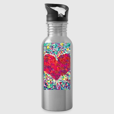 Treasured Heart - Water Bottle