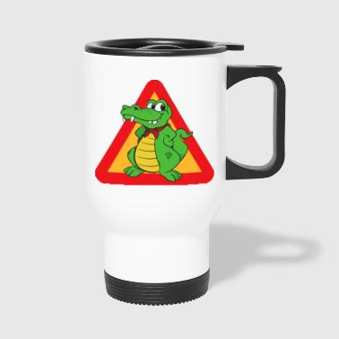Reptiles Animals - Travel Mug