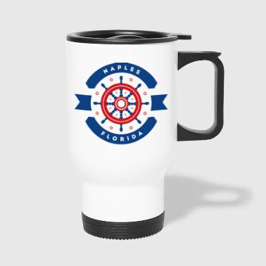 skip wheel NAPLES florida - Travel Mug