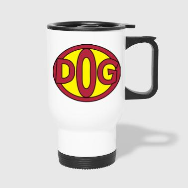 Super, Hero, Super hero, Super Dog - Travel Mug