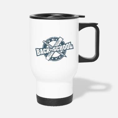 Back To School Back To School - Travel Mug