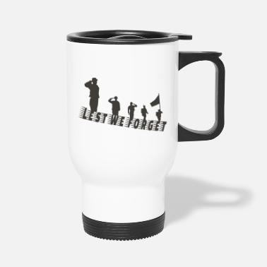 Remembrance Day - Travel Mug
