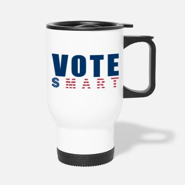 VOTE SMART - Travel Mug