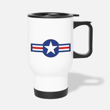 Us Air Force US Air Force - Travel Mug