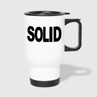 SOLID - Travel Mug