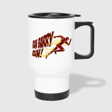 Run Barry Run - Travel Mug
