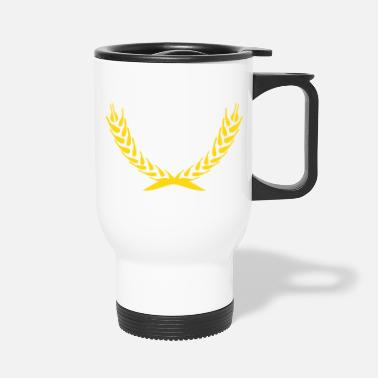 Earring ears - Travel Mug