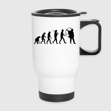 Evolution Traval Mug - Travel Mug