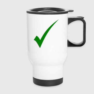 tick - Travel Mug
