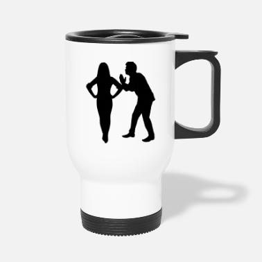 Couples couple - Travel Mug