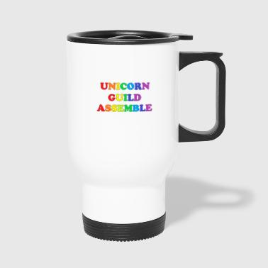 unicorn guild - Travel Mug