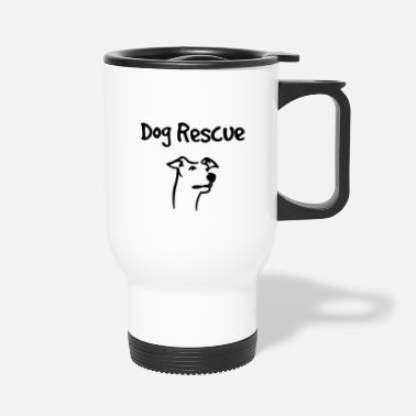 Rescue Dog dog rescue - Travel Mug