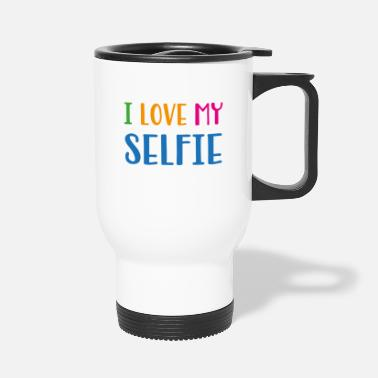 Slogan slogan - Travel Mug