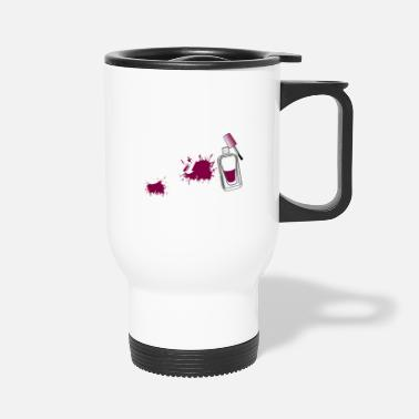 Polish Friend POLISH GIRL FRIEND TEE SHIRT - Travel Mug