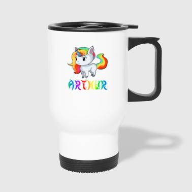 Arthur Unicorn - Travel Mug