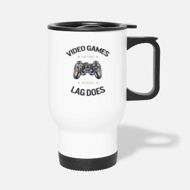 Console Video Games - Travel Mug