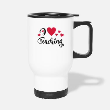 Teaching teaching - Travel Mug