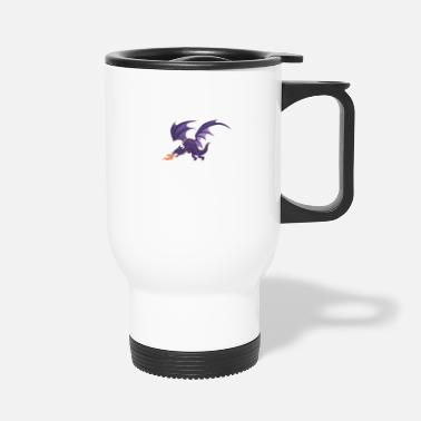 Meddle Not Meddle Not In The Affairs Of Dragons - Travel Mug