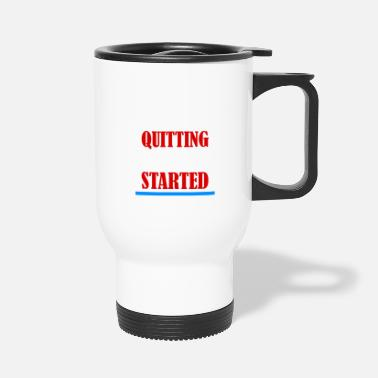 Motivational MOTIVATION MOTIVATION MOTIVATION - Travel Mug