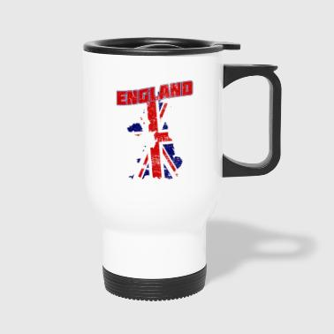 England - Travel Mug