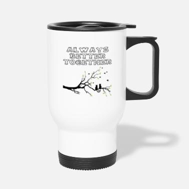 Together together - Travel Mug