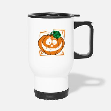 Pumpkin Pumpkin - Travel Mug