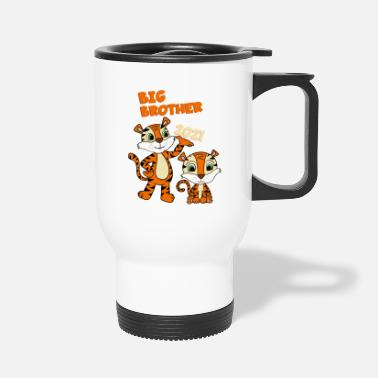 Tiger Pony Big Brother 2021 Shirt Tiger - Travel Mug