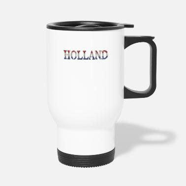 Holland Flag Holland Flag - Travel Mug