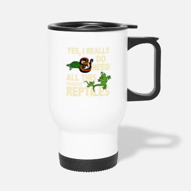 Lizard Lizard - Travel Mug
