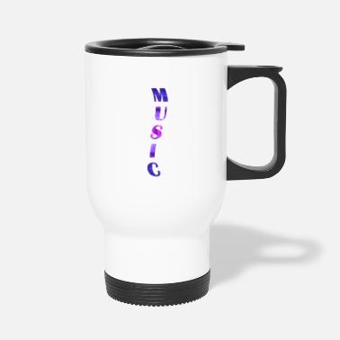 Radio Music - Travel Mug
