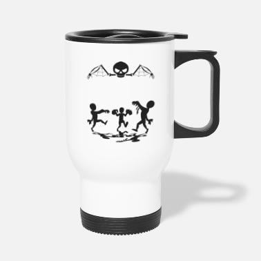 Undead Walking undead - Travel Mug